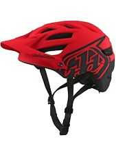 Casco MTB Troy Lee Designs 2018 A1 MIPS Classic Rojo