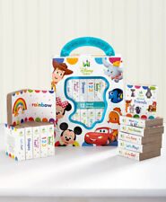 Set of 12 Books in a Carry Case Sesame Workshop Associated Characters Trademarks