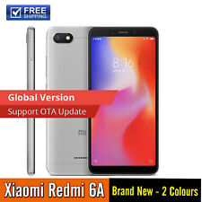 "Global Xiaomi Redmi 6A 16GB 5.5"" Gold Silver Dual Sim 4G Android Smartphone New"