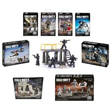 Mega Bloks Construx CALL OF DUTY Assorted Building Sets TROOPERS+ZOMBIES+++