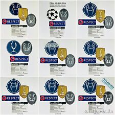 Sporting ID Real Madrid UCL Full Sets. starball respect winners boh Player Issue