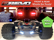 LED Lights Front And Rear Traxxas E-REVO 2.0 VXL & V1 COMBO 1/10 1/8 waterproof
