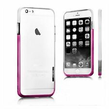 Bumper Bicolor iPhone 6 X-ONE 109925 Blanco Rosa