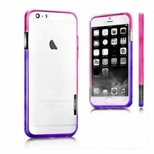 Bumper Bicolor iPhone 6 X-ONE 109901 Rosa Morado