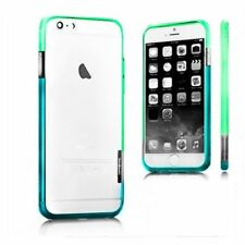 Bumper Bicolor Iphone 6 Plus X-ONE 109987 Azul Verde