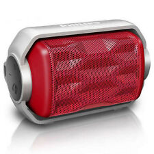 Altavoz Bluetooth Portátil Philips BT2200R/00 2,8W Rojo