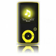 "Reproductor MP3 BRIGMTON BPA-81-Y 1.8"" 8 GB Amarillo"