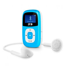 Reproductor MP3 SPC 8668A 8 GB BLUETOOTH RADIO FM Azul