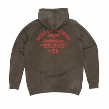 Deus Ex Machina Sunbleached Enthusiasm Hoodie - Beluga