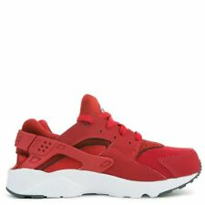 Nike Huarache Run PS Youth Boys Running/Casual Shoes Red/White 704949-604