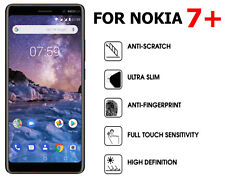 HD ULTRA CLEAR MATTE ANTI GLARE SCREEN COVER SAVER PROTECTOR FOR NOKIA 7 PLUS