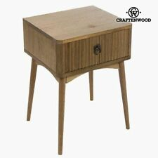 Comodino Tec Mdf Marrone - Be Yourself Collezione by Craftenwood Craftenwood