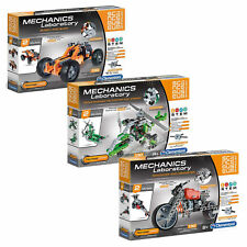 Mechanics Laboratory Buggy/Quad or Helicopter/Airboat or Roadster/Dragster