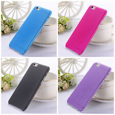 iPhone 6 & 6S 0.3mm Ultra Thin Matte Case Cover Skin for Translucent Slim Soft