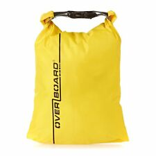 Overboard Waterproof Dry Pouch Unisexe Sac à Dos Imperméable - Yellow