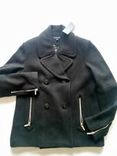 Tommy Hilfiger Peacoat Black Giacca Nera TG. S,M,L,XL Nuovo