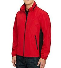 NWT Michael Kors Hampton Jacket in Crimson Red Retail $225 Size M,L,XL or XXL