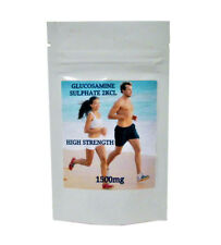 1500mg GLUCOSAMINE SULPHATE 2KCL,TABLETS. JOINT, LIGAMENT, TENDON, ARTHRITIS