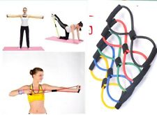 Gym Exercise Resistance Bands Set Yoga Fitness Workout Stretch Tubes