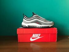 Nike Air Max 97 Ultra 2017 Argento Silver edition