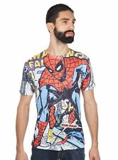 Spider-Man T-Shirt Comic Allover