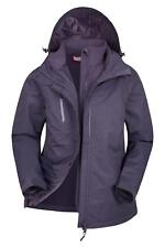 Mountain Warehouse Chaqueta 3 en 1 Bracken Melange para mujer