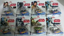 New Hot Wheels STAR WARS Character Cars CHOOSE YOUR FAVORITE!!!