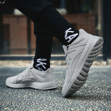 Mens Shoes Sports Athletic Outdoor Running hiking Sneakers Breathable big casual