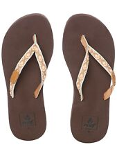 Chanclas mujer Reef Ginger Marron-Peach