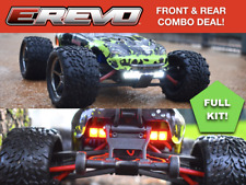 LED Lights Front And Rear Traxxas E-REVO 1/16 VXL & XL5 COMBO waterproof USA!
