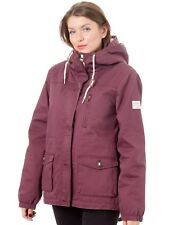 Anorak Femme Animal Shortay Grape Violet