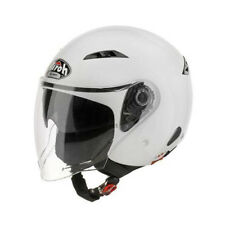 AIROH Jet-Helm City One weiss