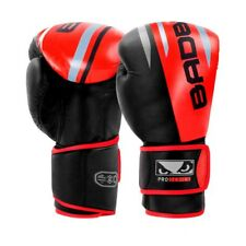 Bad Boy Guantes de Boxeo Piel pro Series Advanced Kick Boxing Entrenamiento
