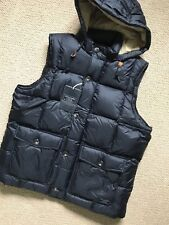 ABERCROMBIE & FITCH DOWN FILLED WAISTCOAT GILET VEST JACKET - XXL - NEW & TAGS