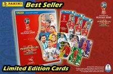 Panini Adrenalyn XL FIFA World Cup Russia 2018 Limited Edition Cards Check List