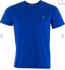 Men's Ralph Lauren Cotton Short Sleeve crew neck Polo T-shirt- Size: S to XXL*