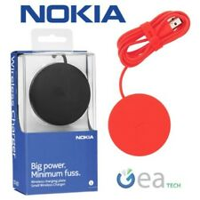 NOKIA DT601 Chargeur Wireless Charge ORIGINAL COUSSIN QI Pour Apple iPhone 8 X
