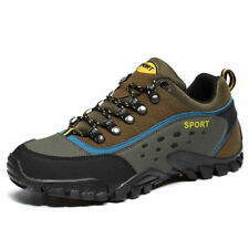 Mens Hiking Outdoor Trail Sport Trekking Sneakers Travel Mountain Climbing Shoes