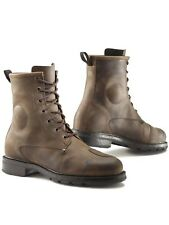 Botas de mujer para moto TCX Blend Waterproof Marron