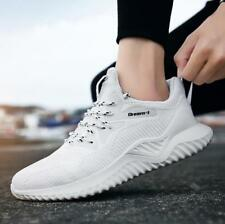 Mens Sports Running Shoes Breathable  Outdoor Trainers Casual Athletic Sneakers