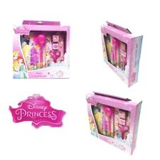 DISNEY PRINCESS  DIARY & ACTIVITY SET WITH STICKERS STAMPS & GLITTER
