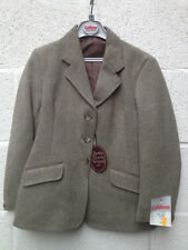Caldene Derby Tweed Childs Keepers Heavy Showing Hunt Jacket