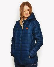 ELLESSE LADIES LOMPARD HOODED FULL ZIP JACKET IN NAVY *ONLY £64.99* FREE UK P&P