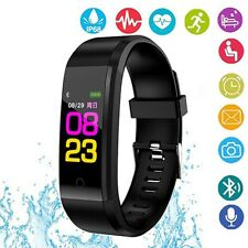 Activity for Android iOS Smart Watch Fitness Tracker Heart Rate Blood Monitor