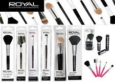 Royal Cosmetic Make Up Brushes Soft Synthetic Professional Application Travel