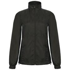 B&C Collection Womens Fashion Windbreaker Jacket