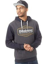 Sudadera con capucha Billabong Pacific Negro Heather