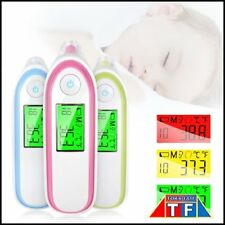LCD Digital Infrared baby Thermometer Non-contact Ear & Forehead Laser Body Temp