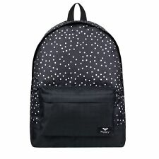 Roxy Sugar Baby Womens Rucksack - True Black Dots For Days One Size
