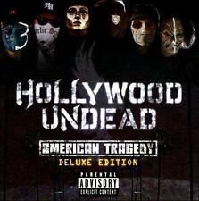 Hollywood Undead - American Tragedy [Deluxe Edition] [CD]